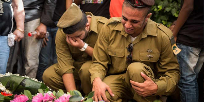 Israel mourners