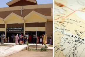 A ban on new church construction angers Sudanese Christians