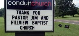 Turnaround churches