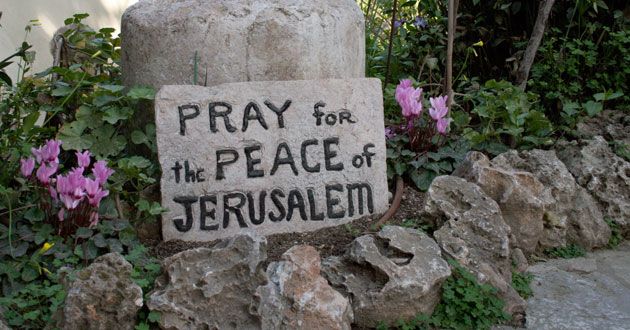 Garden Tomb stone