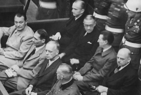 God at Nuremberg: How an American pastor came to comfort Nazis