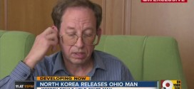 Jeffery Fowle, released by North Korea. Screenshot from CNN.