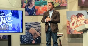 Controversial Seattle megachurch founder Mark Driscoll will step down for at least six weeks while church leaders review formal charges lodged by a group of pastors that he abused his power. Photo courtesy of Mars Hill Church.