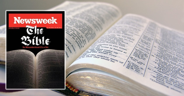 Newsweek Bible expose