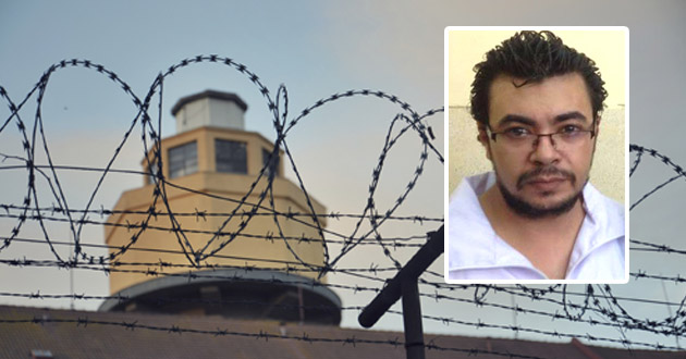 Egypt prison