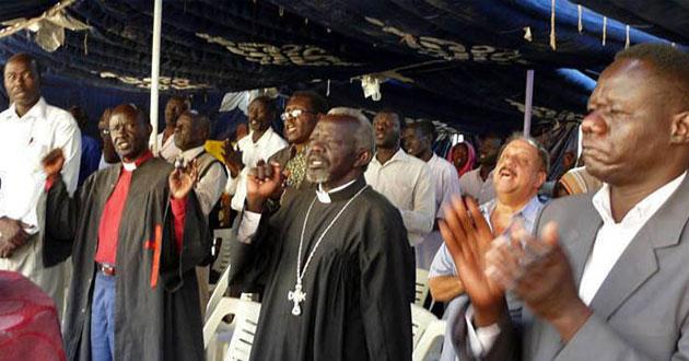 Sudan churches