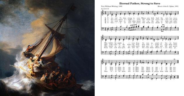 Navy hymn