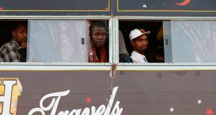 Kenyan bus