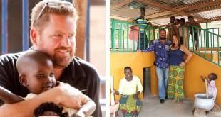 Michael Riddering in Burkina Faso