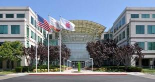 Apple's headquarters
