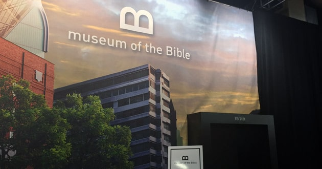 Museum of the Bible preview