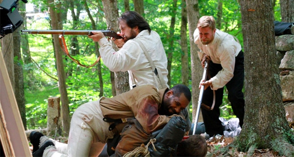 Faith-based Civil War film 'Union Bound' opens this weekend