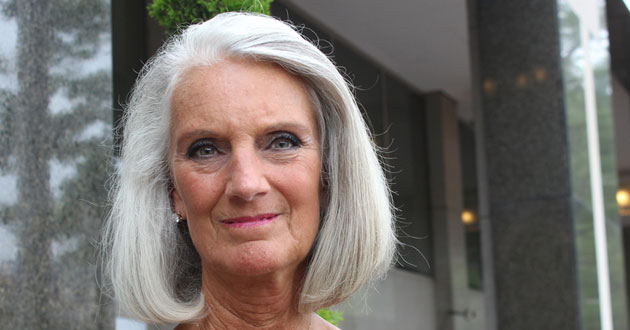 Anne Graham Lotz in Washington, D.C.