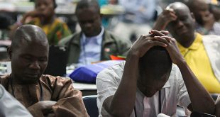 African Methodists worry about the church