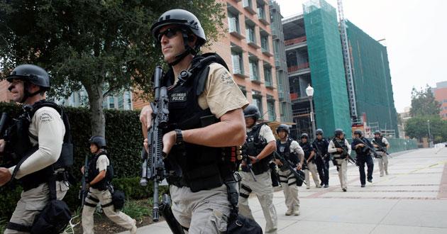 UCLA murder-suicide gunman