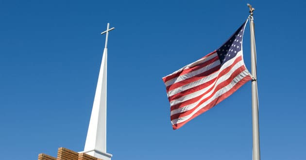 Evangelicals say U.S. no longer a Christian nation