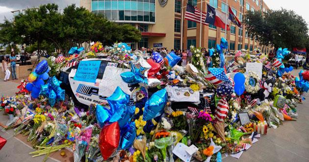 Dallas Police Department's headquarters