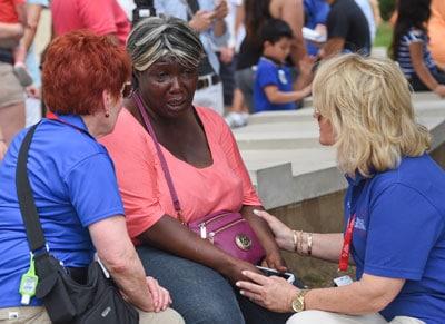 Billy Graham Evangelistic Association's Rapid Response Team