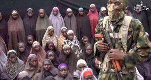 Boko Haram releases video of kidnapped Chibok girls