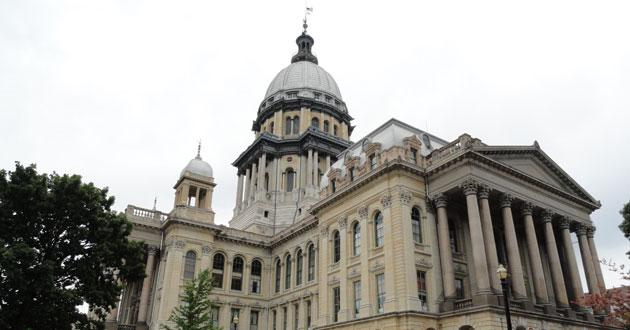 Illinois Gov. Bruce Rauner