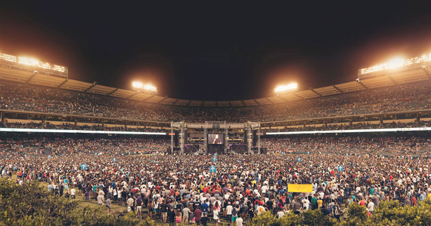 Southern California Harvest Crusade