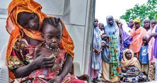 Malnourished children doubling under Boko Haram terrorism