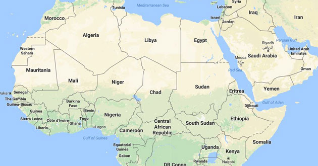 African Sahel
