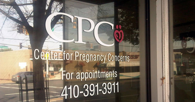 Center for Pregnancy Concerns in Maryland
