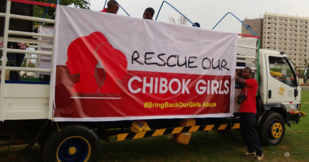 21 Chibok girls freed