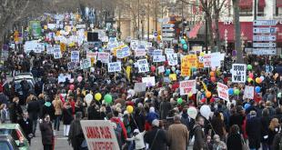 March for Life, Paris