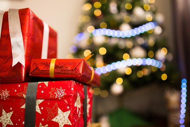 We're giving away our kids' Christmas toys