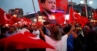 Turkey crackdown