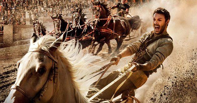 Jack Huston in 'Ben-Hur'
