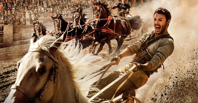 Jack Huston in 'Ben-Hur'