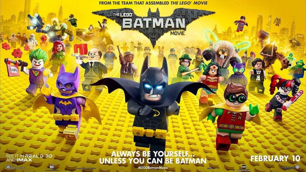 3 lessons for children from 'The Lego Batman Movie'