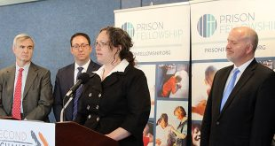 Prison Fellowship spearheads 'Second Chance Month'