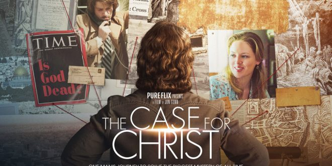 Case For Christ 'most significant movie of my career … in Kingdom impact,' screenwriter Brian Bird says (interview)