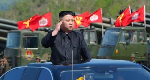 North Korea test-fires ballistic missile