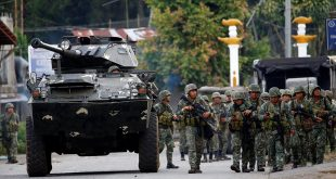 Philippines' battle with Islamists