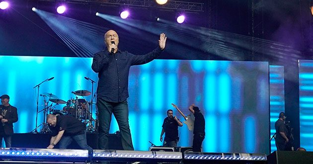 Greg Laurie, pastor of Harvest Christian Fellowship