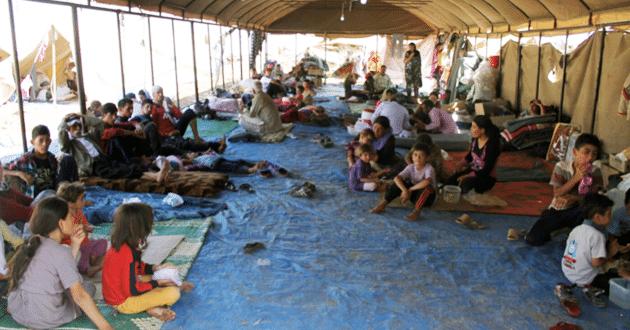 Persecution of Yazidis