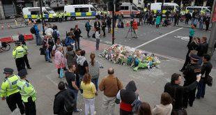London victims speechless