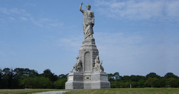 National Monument to our Forefathers