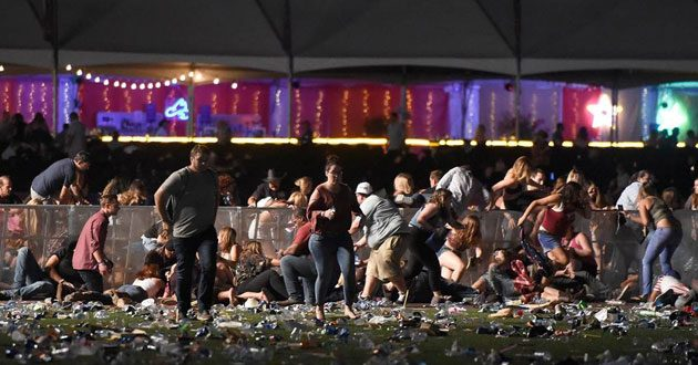 Las Vegas shooting. (Screenshot from Today.com video)