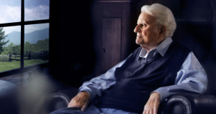 Billy Graham's 99th birthday