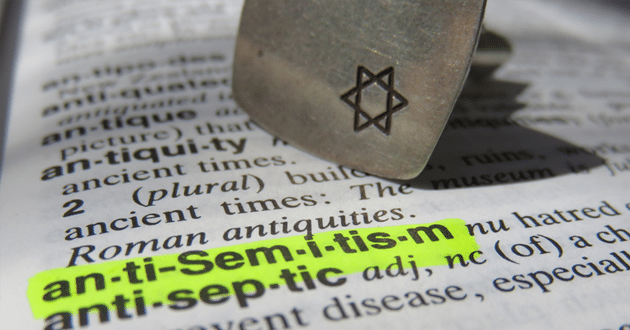 Anti-Semitism continues to rise in 2017