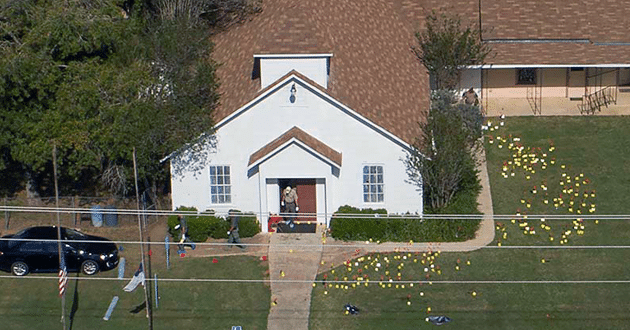 church shooting