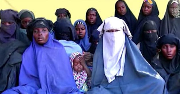 Boko Haram terrorists kidnapped as many as 101 schoolgirls