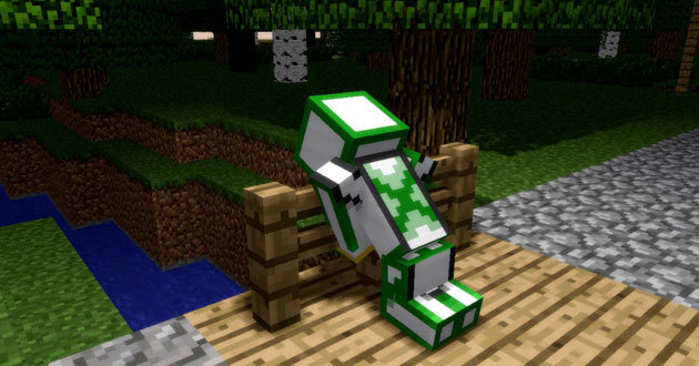 Sharing Christian Ideology With Minecraft Christian News Journal