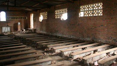 Rwanda church